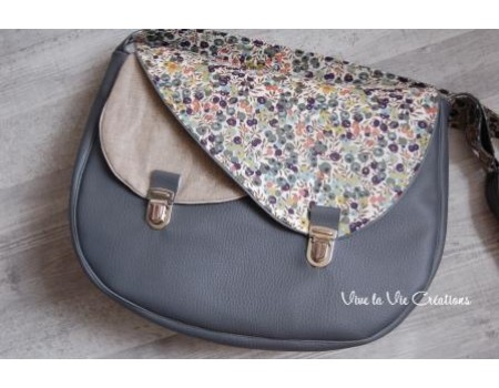 sac double rabat liberty Wiltshire