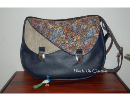 sac double rabat liberty edelberry